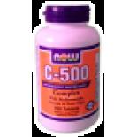 C-500 Complex 100 db Bioflavoiddal és Rutinnal