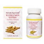 Kurkumin Extra vegetáriánus kapszula Garuda