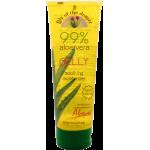 Aloe Vera Gelly 99% 223gr - Bőrnyugtató