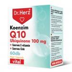 DR.Herz Koenzim Q10 100 mg 60 db kapszula