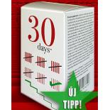 30 Days tabletta - Hasi fogyás