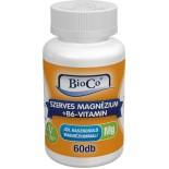 Szerves Magnézuim + B6 - vitamin 60 db