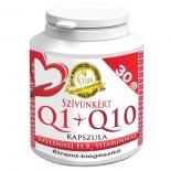 Celsus szívünkért Q1+Q10+szelén+B1-Vitamin kapszula 30db
