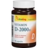 D-Vitamin 2000 NE 90 db kapszula