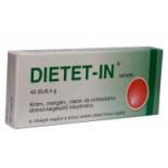 Dietet-in 40 db tabletta