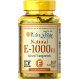 E-Vitamin 1000NE 100db softgél