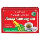Dr.Chen Panax Ginseng tea filteres