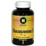 Glucosamine Sulfat kapszula 60 db Highland