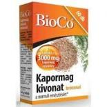 Kapormag tabletta 60db Bioco