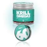 Krill - Omega-3 60 db kapszula