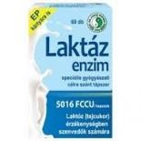 Laktáz enzim kapszula 60 db