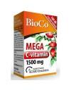 Mega C-vitamin 1500mg 100db Bioco