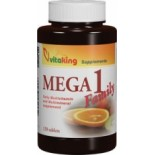 Mega-1 Multivitamin komplex tabletta 120 db