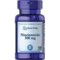 Niacinamide 500mg tabletta