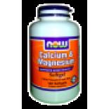 Kalcium-Magnézium+D-vitamin 120 db lágyzselatin kapszula
