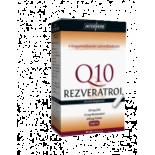 Q10 & Rezveratrol 30 db kapszula Interherb