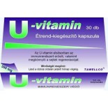 U-vitamin 300mg 30db kapszula
