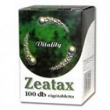 Zeatax rágótabletta 100 db - Fogyókúrához