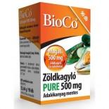 Zöldkagyló PURE 500mg 90db kapszula Bioco
