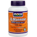 D Mannose 500 mg kapszula 120 db Now