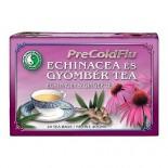 PreColdFlu Echinacea és gyömbér tea 20db filter
