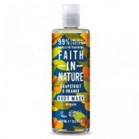 Tusfűrdő grapefruit és narancs 400ml Faith in Nature