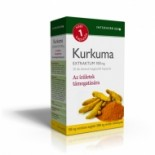 Napi 1 kurkuma extraktum 100 mg  30db
