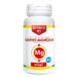Szerves Magnézium+B6+D3 tabletta 60db Dr.Herz