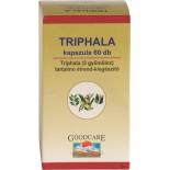 Goodcare Triphala 60 db - Méregtelenítő