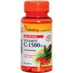 C-vitamin 1500 mg 60db Vitaking